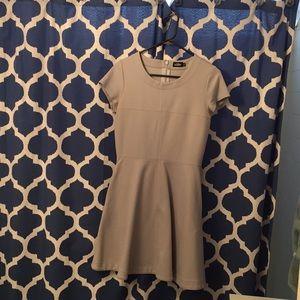 Kate spade Saturday grey/lavender dress